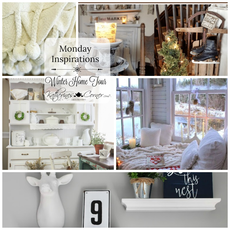 Home Tours Monday Inspiration